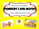German Numbers 2 and Maths