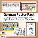 German Poster Pack