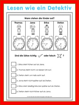 german reading challenge richtig oder falsch 24 leser tsel by little helper. Black Bedroom Furniture Sets. Home Design Ideas
