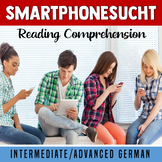 German Reading Comprehension - Cellphone Addiction