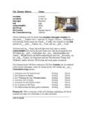 German Adjective Endings Reading/Worksheet Renting a Room: Wohnung Mieten