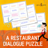 German Restaurant Culture Readings and Activities