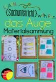 German - Sachunterricht, Biologie - das Auge