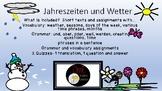 German Seasons and Weather