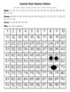 German Shepherd Dog Hundred Chart Mystery Picture with Number Cards