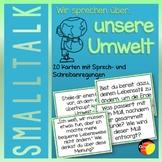 German Smalltalk about Environment- Deutsche Sprechanlässe zum Thema Umwelt