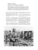 German Soldier's Diary of the Battle of Stalingrad