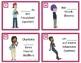 German Task Cards on Present Tense Verbs - Verben