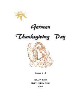 German Thanksgiving  K.2
