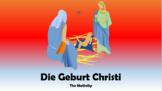 German (Deutsch) - Christmas - The Nativity (Die Geburt Ch