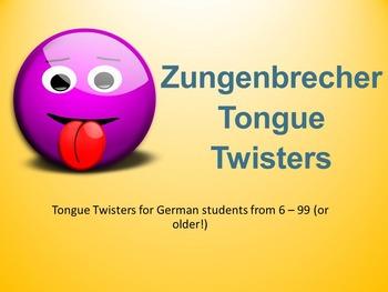 German Tongue Twisters - Zungenbrecher