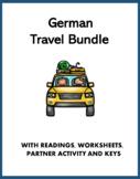 German Travel Bundle: 7 Resources at 40% 0ff! (Reisen, Flug, Hotel)