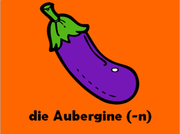 German Vegetable Vocabulary - 30 sildes!