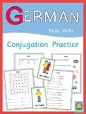 German Verbs   Conjugation Practice