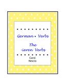 German Verbs * The -ieren Verbs ~ German Distance Learning