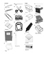 German Vocabulary - Office Supplies and Stationery Crosswo