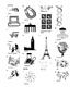 German Vocabulary - School Subjects Crossword Puzzle