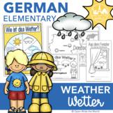 German Weather - Wetter