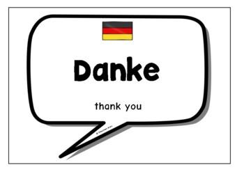 German Words & Phrases
