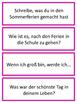German Writing Prompts- 104 kreative Schreibaufforderungen