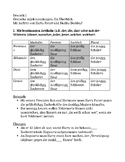 German adjective endings explanation and practice with Har
