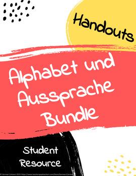 German Alphabet Worksheets & Teaching Resources | TpT