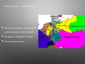 German and Italian Unifications