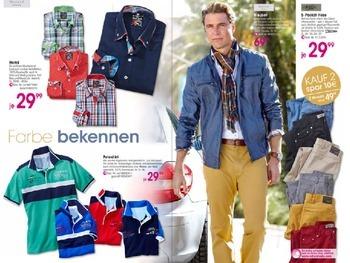 German clothing IPA reading selection
