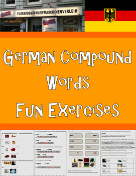 German Compound Words - Exercises