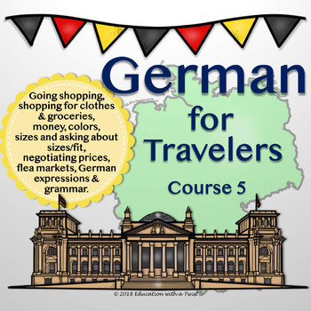 German for Travelers Course 5 PowerPoint