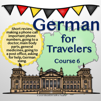 German for Travelers Course 6 PowerPoint