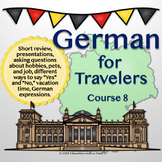 German for Travelers Course 8 PowerPoint