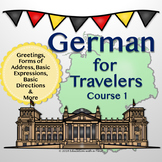 German for Travelers Course 1 PowerPoint