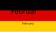 German months of the year