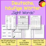 German sightwords