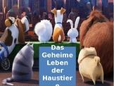 German Secret Life of Pets - Sample