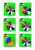 German verbs Spinner games for the Smartboard