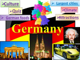Germany PowerPoint Presentation distance learning