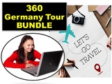 Germany: Virtual Tours Class Project BUNDLE! - Distance Learning