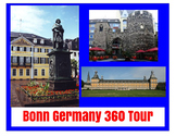 (Europe Geography) Germany: 360 Virtual Tours Class Project BUNDLE!