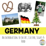 Germany: An Introduction to the Art, Culture, Sights, and Food
