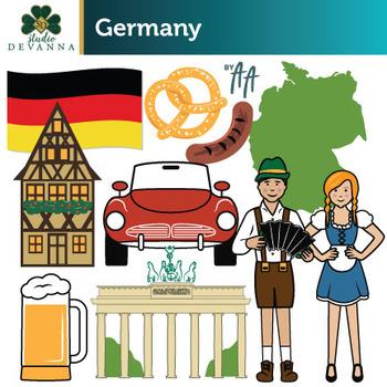 Germany Clip Art