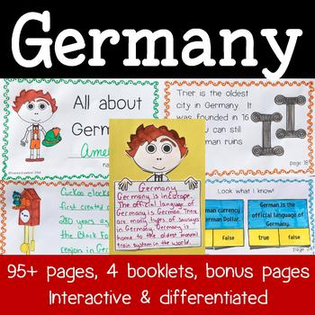 Germany Country Booklet - Germany Country Study - Interactive and Differentiated