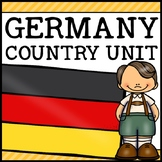 Germany Country Social Studies Complete Unit