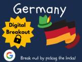 Germany - Digital Breakout! (Escape Room, Distance Learnin