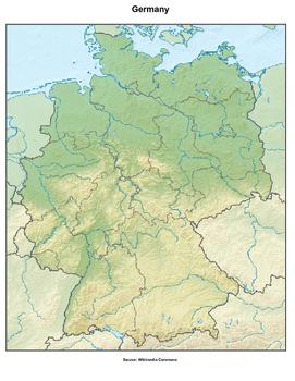 Germany Geography Quiz