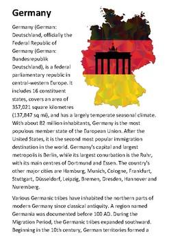 Germany Handout