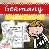 Germany Country Study   48 Pages for Differentiated Learning + Bonus Pages