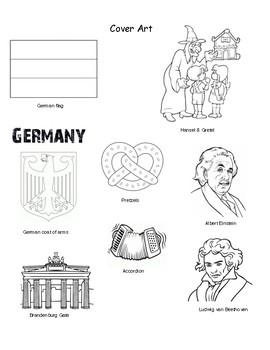 Germany Lap Book