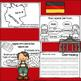 Germany Mini Book for Early Readers - A Country Study